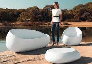 diseñador vondom stone sofa